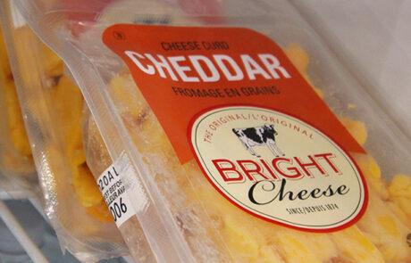 Vanessa Meats Bright Cheese
